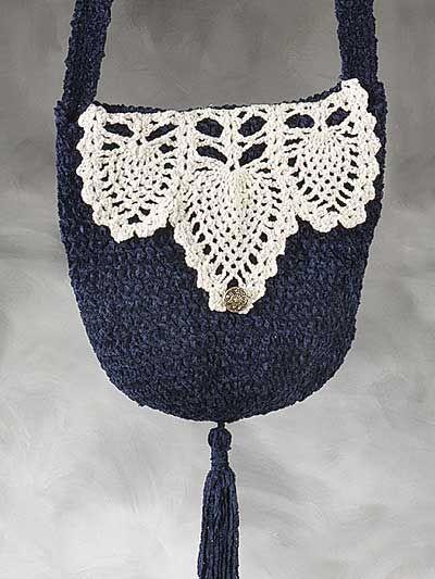 276 Best Handwork Crochet Bags Images On Pinterest Crocheted