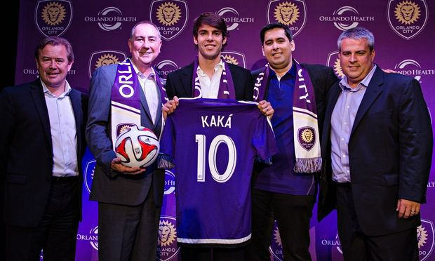 Orlando City and Kaká hope purple patch continues as MLS kick-off nears