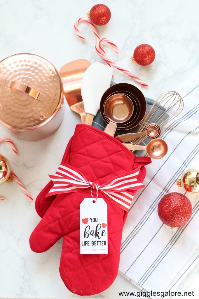 Last Minute Gifts for Everyone on Your List! Gift ideas for bakers