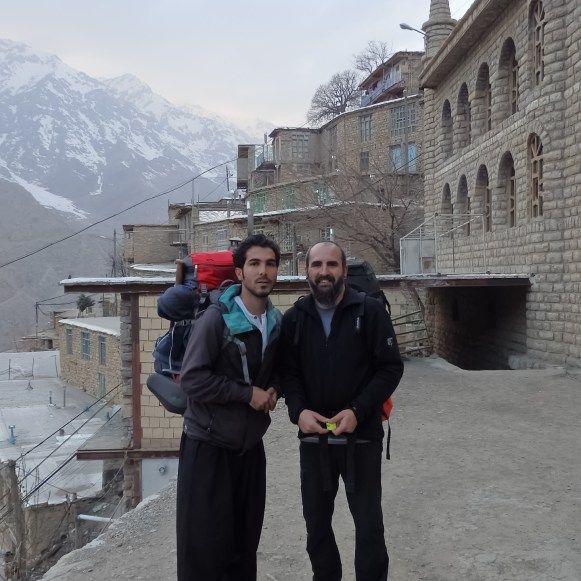 Increible hospitalidad e increible gente en Kurdistán iraní.