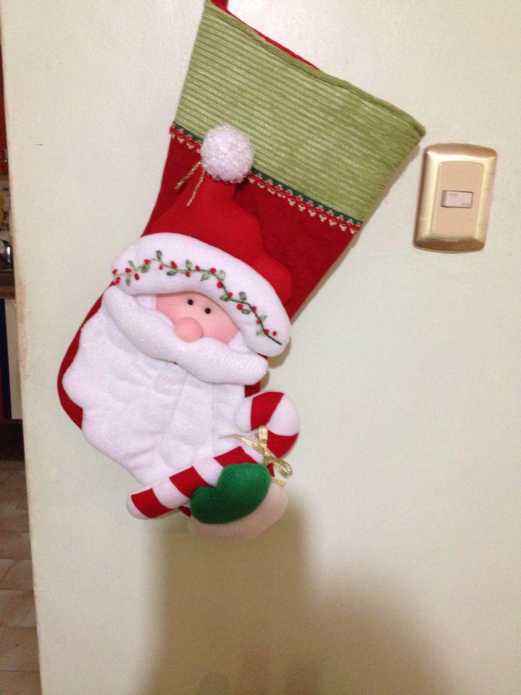 Bota de Santa.