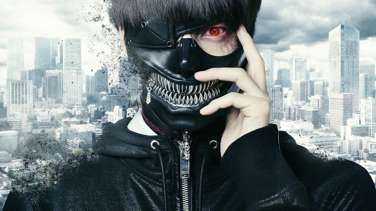 Download Tokyo Ghoul Full Movie Ken Kaneki (Masataka Kubota) is a university student. He becomes injured by Rize, a human eating ghoul. Ken is saved from the ghoul when a steel....