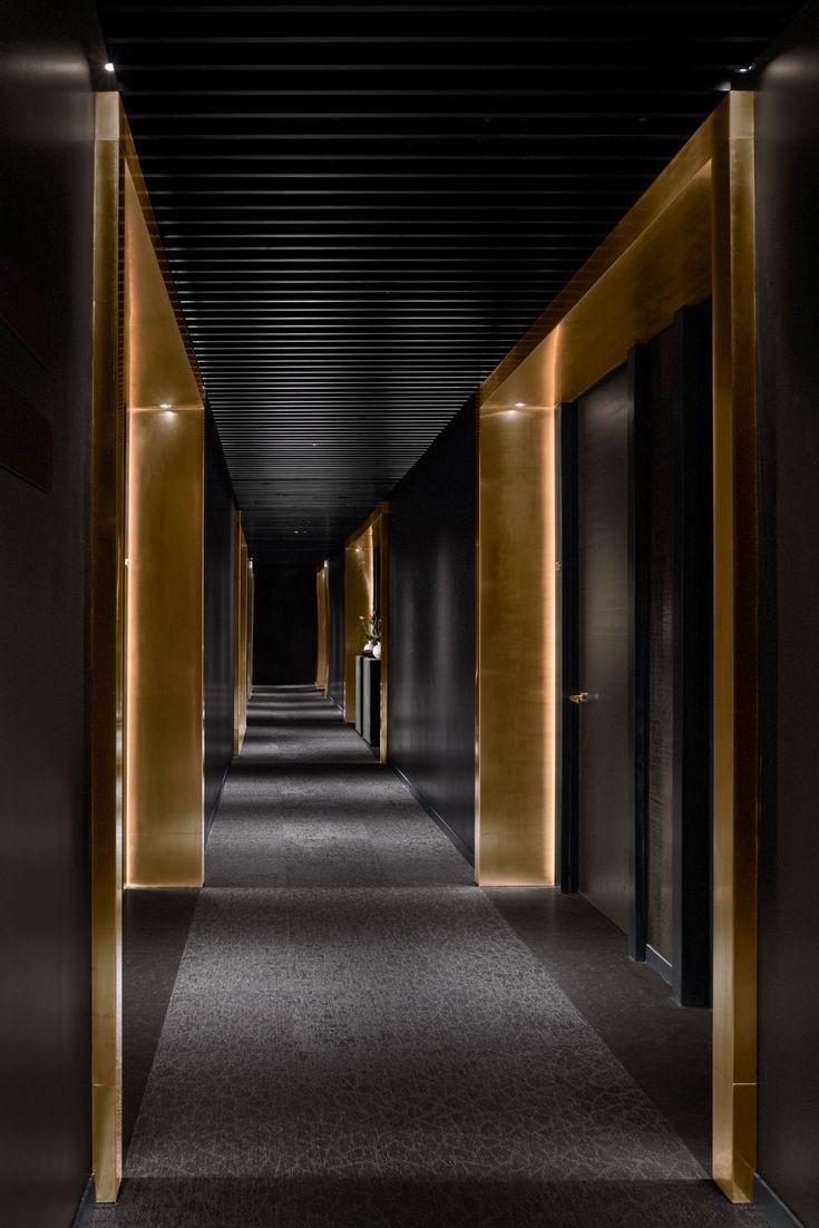 Best Corridor Design: 750 Best Images About Lift Lobby/ Foyer/ Corridor On
