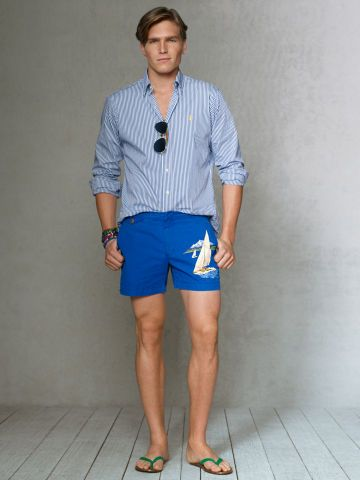 Ralph Lauren: we're loving the new swimwear collection for this summer - so nautical!