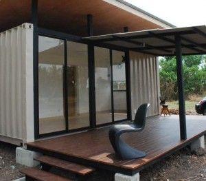 1000 images about casas prefabricadas on pinterest - Casas contenedor espana ...