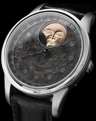 Schaumburg Watch Moon Grand Perpetual Landscape