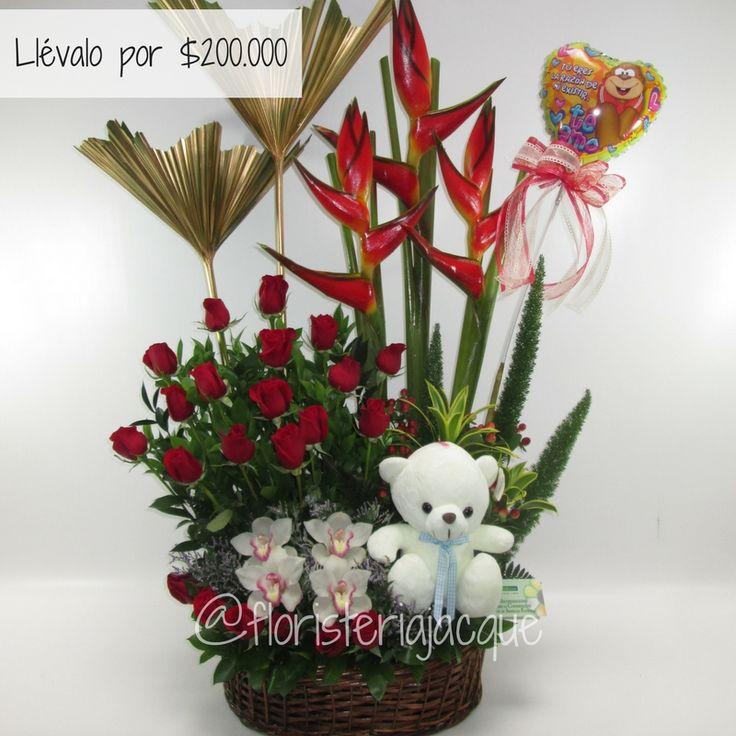 ¿Es el cumpleaños de tu novia o de tu mejor amiga y no sabes que regalarle?  Te ofrecemos un detalle floral para Ella, Llama ya 4486666
