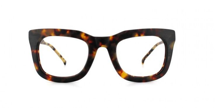 CHIPS & SALSA I A sharp outer line combined with a softer inner line.  Camouflage look acetate.