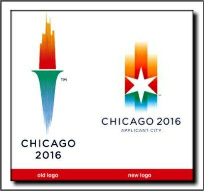Chicago 2016 Summer Olympic Logos
