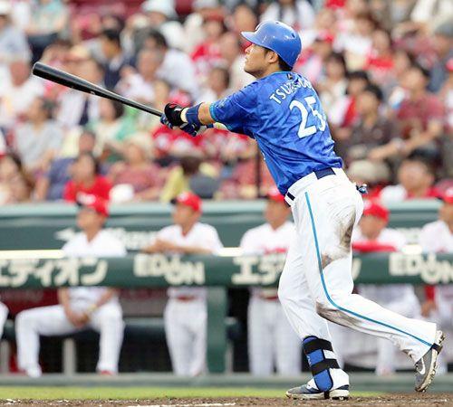Yoshitomo Tsutsugo (Yokohama DeNA BayStars)