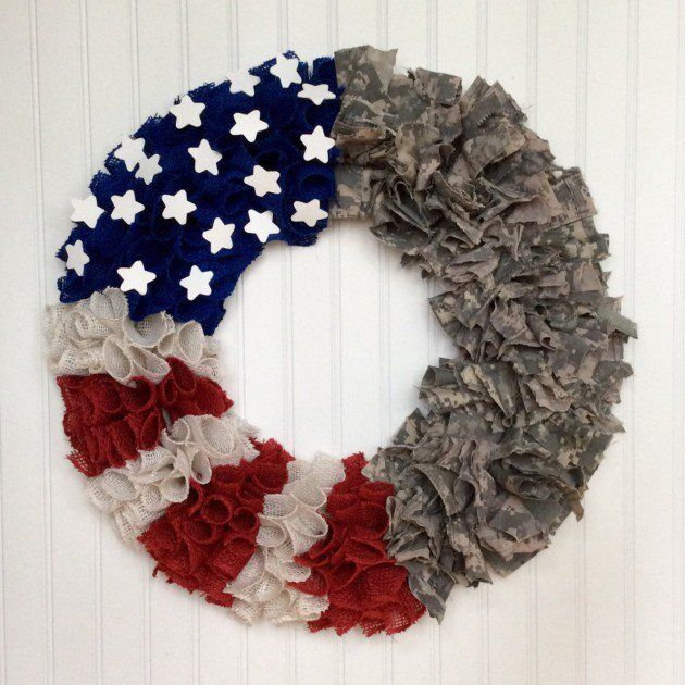 17 Patriotic DIY Veterans Day Decoration Ideas You Can Use As Gifts