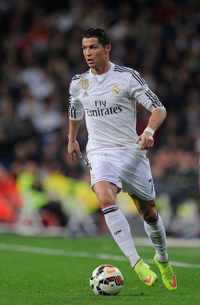 Cristiano Ronaldo Photos: Real Madrid CF v Villarreal CF - La Liga