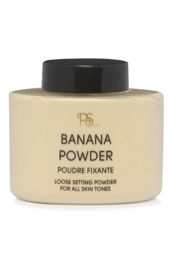 Primark - Poudre banane PS
