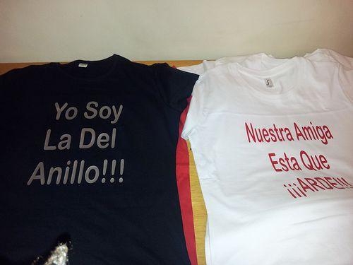 camisetas de mujer para despedida de soltera Guess who's getting Married