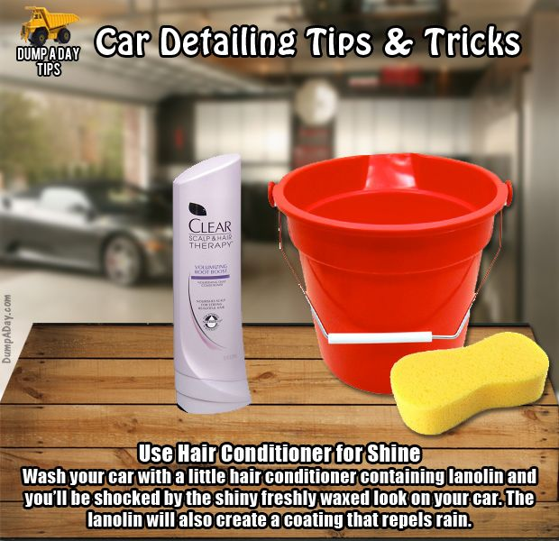 Detail Your Car Like The Pros With These Tips And Tricks 21 Pics Amazing Tips Pinterest