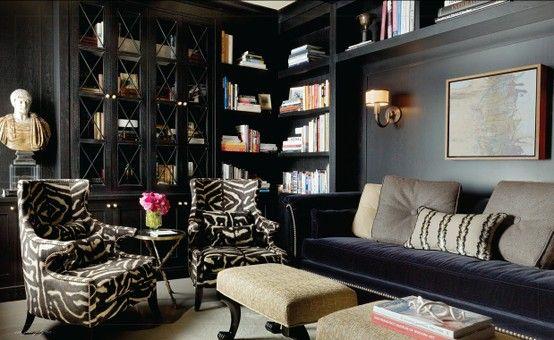 La Dolce Vita........sofa for Ronan's study