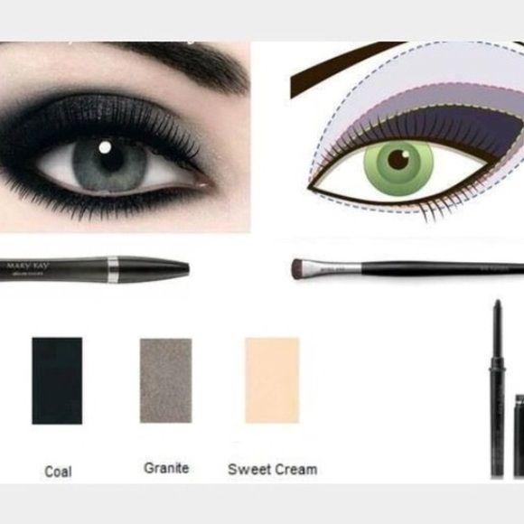 Картинки с макияжем глаз мэри кей