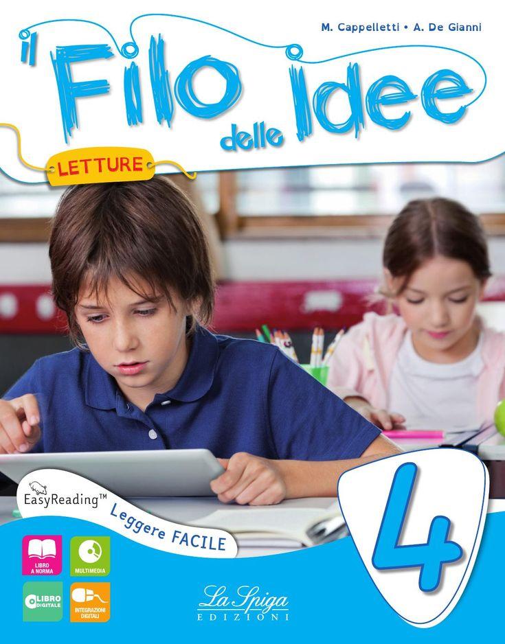 Il Filo delle idee - Letture4 by ELI Publishing - issuu