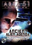 Area 51 Archives: Ancient Alien Agenda - Aliens and UFOs [3 Discs] [DVD], 16546059
