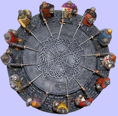 Top 25 ideas about knights of the round table on pinterest pewter knight cake and tables - Knights of the round table lego ...