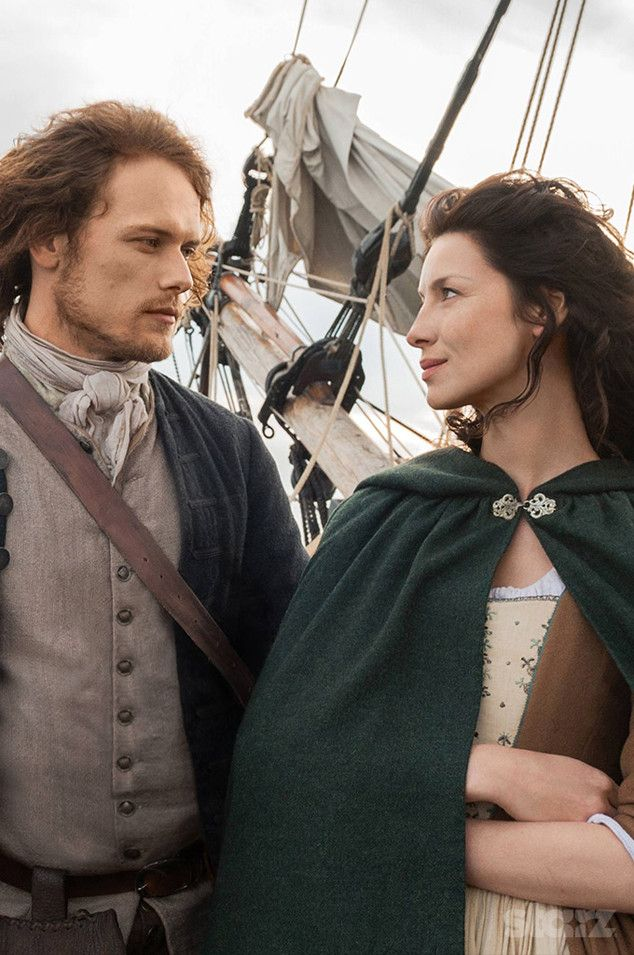 There's a new face coming to Outlander...and she's actually going to look very familiar. Warning:...