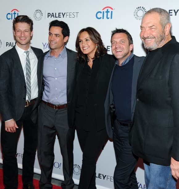 Law Amp Order Svu Cast Attends Event In 2014 Law And Order Special Victims Unit Law And Order Law And Order Svu