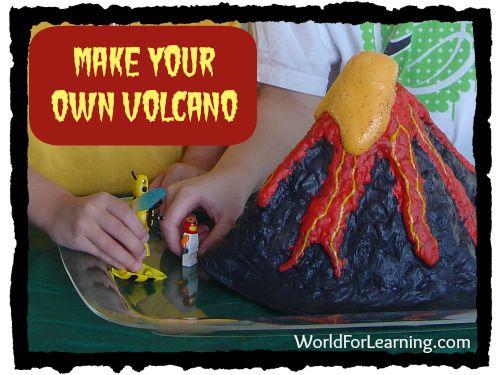 21 best images about Volcanoes unit study on Pinterest | Erupting ...