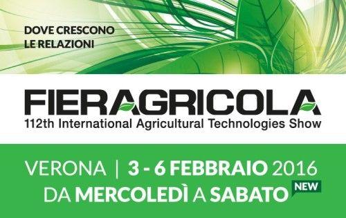 A Verona dal 3 al 6 febbraio 2016 è ancora il momento della #Fieragricola @gardaconcierge