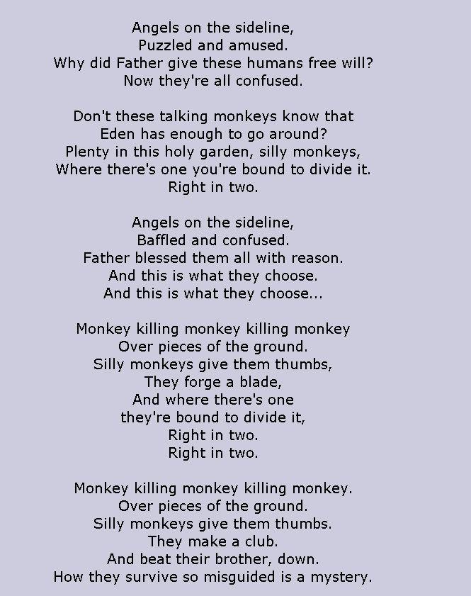 lyrics to fuck song