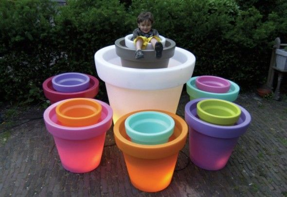 outdoor herb pots - Google Search