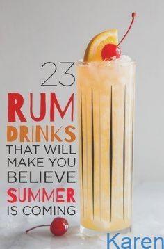 #die #kennen #müssen #rumdrink #RumCocktails #Sie 23 Rum-Cocktails