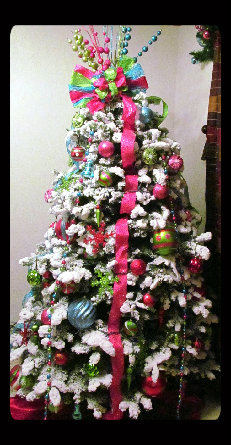 Christmas Tree Ideas Pinterest