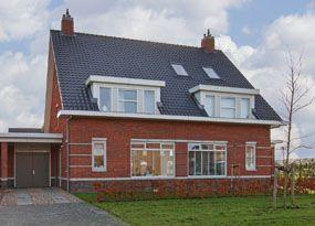 #Deest - De Gaarden Woningen - Wonen in een groen gebied in een luxe huis. #bouwfonds #nieuwbouw #deest #ruimwonen