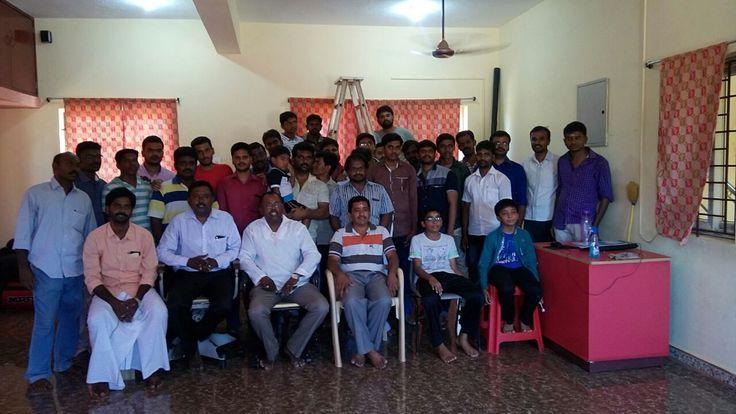 Ayutha Pooja Celebration @ WBC Software Lab.