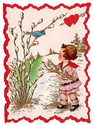 valentine cards early years