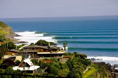 the-pipeline:  Raglan, New Zealand