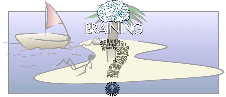 #Γριφοι #προβληματα_λογικης #iqtest . Δύο φυλές σε ένα απομονωμένο νησί  http://braining.gr/γρίφοι-προβλήματα-λογικής/νησί-δύο-φυλές-μπινγκ-μπανγκ.html