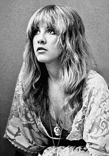 Stevie Nicks - Wikipedia, the free encyclopedia ~ This photo taken in 1977 ~ Stevie's bio...
