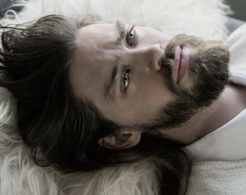 """Tom Payne photographed by Tony Duran for Harper's BAZAAR"" | Tom Payne plays Paul ""Jesus"" Rovia on The Walking Dead"