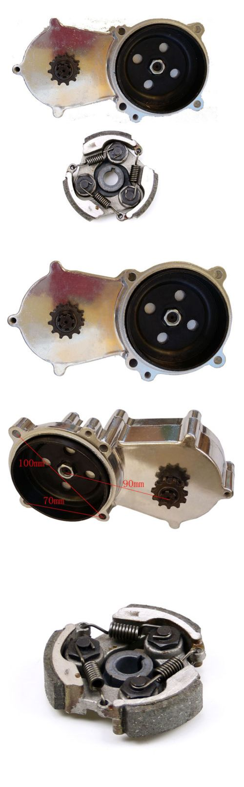 Parts and Accessories 11332: Transmission And Clutch Pad Gear Box For 47 49Cc 2 Stroke Scooter Atv Pocket Xq -> BUY IT NOW ONLY: $31.89 on eBay!
