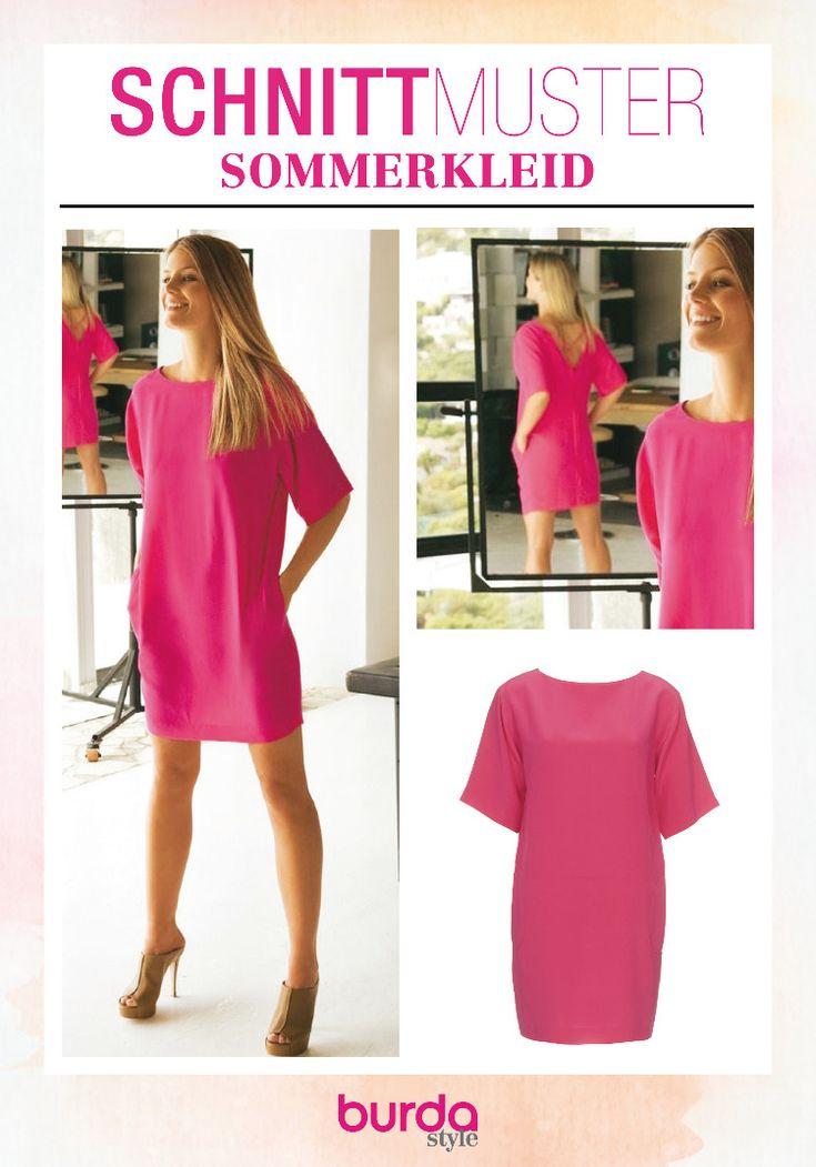 Schnittmuster · Kleid · Nähanleitung  – Bestseller · Schnittmuster