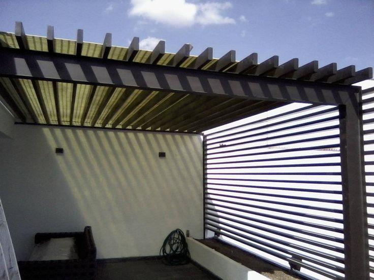 M s de 25 ideas incre bles sobre techo policarbonato en for Canaletas para techos de madera