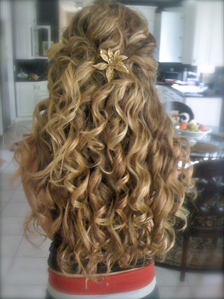 Groovy 1000 Images About Dance Hairstyles On Pinterest Updo Curls Short Hairstyles For Black Women Fulllsitofus