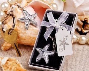 fish wedding favors star fish key favors wholesale beach theme favors