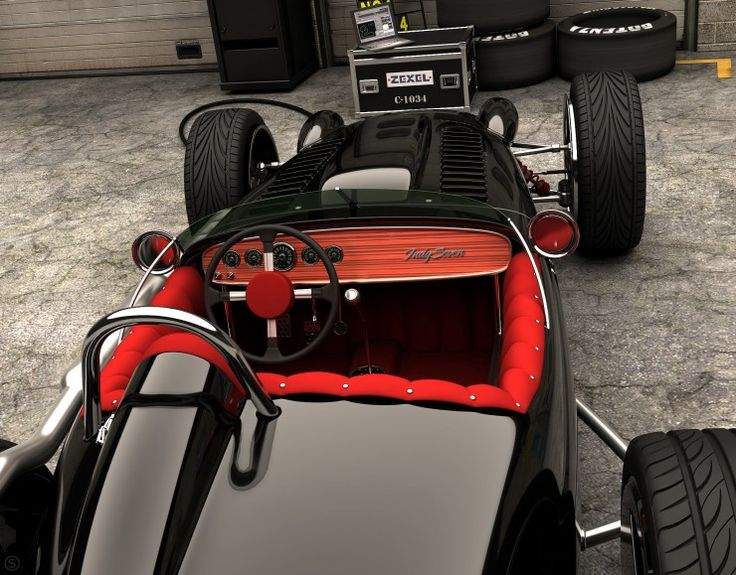 Caterham Lotus 7 Custom 8