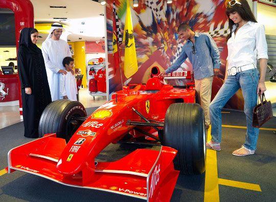 Forfait voyage Dubaï F1 d'abu dhabi | GoDubaï