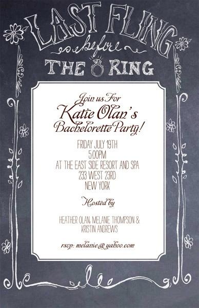 die 12 besten bilder zu bella ink bridal shower invitations ♥ auf, Einladung