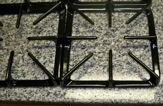 DIY:  Easily clean your stove's burners with NO scrubbing!