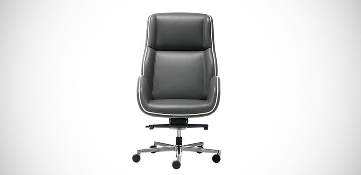 Suoni executive presidential office chair by Vaghi, design Paolo Pampanoni
