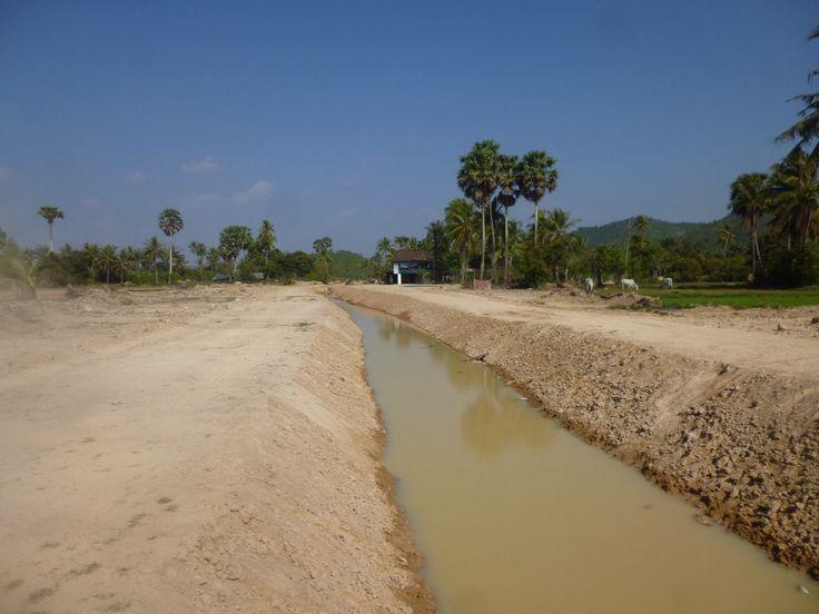 River in #Kampot